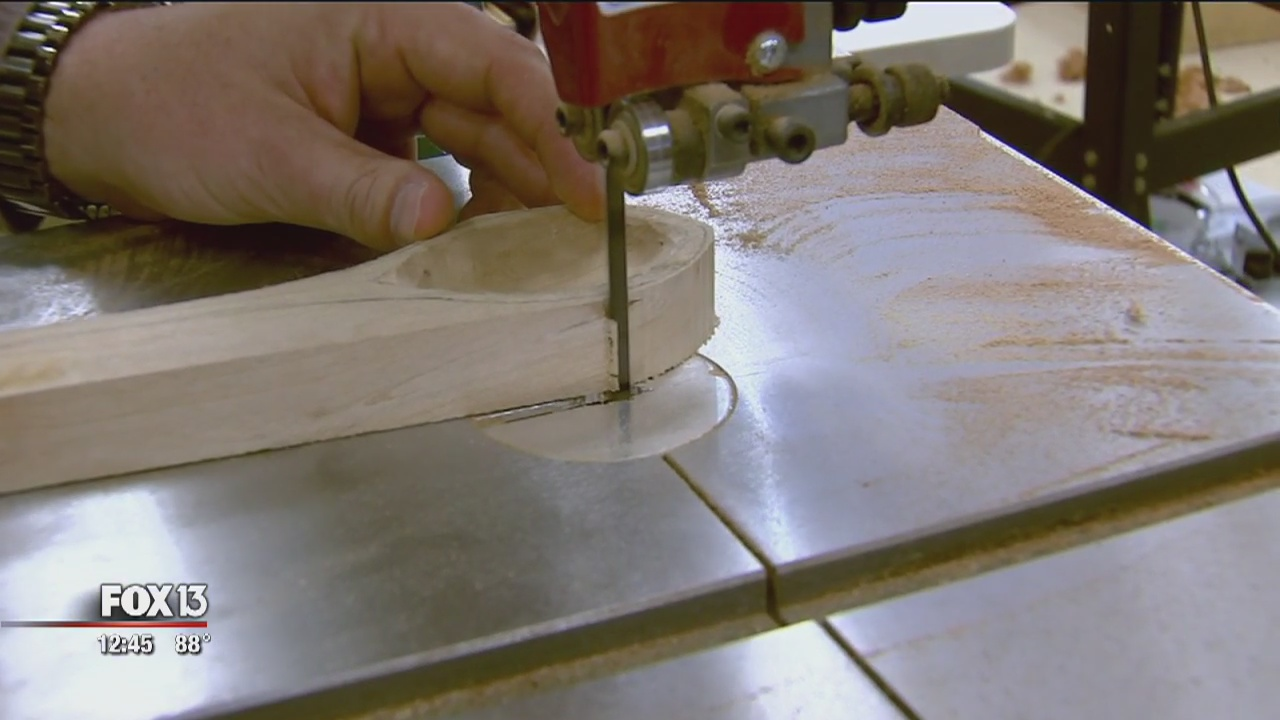 Florida School Of Woodwork Has Been Teaching Students For Over A Decade