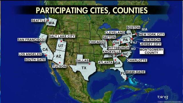 Sanctuary cities promise to make 1 million immigrants ...