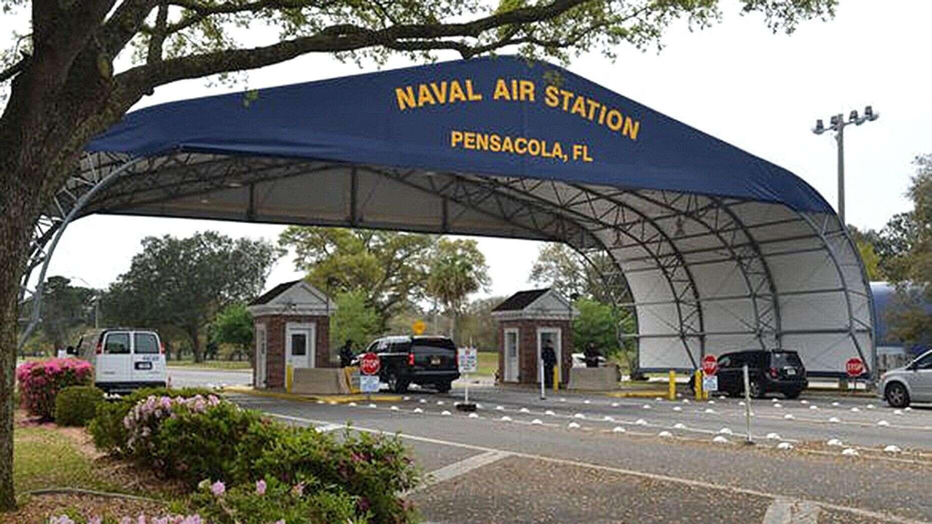 FBI says it presumes Navy base shooting was act of terrorism