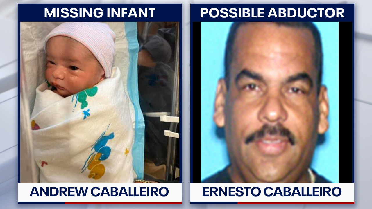 Amber Alert issued for one-week-old infant from Miami, Florida