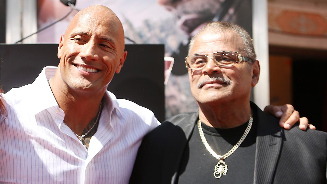 Ass Traffic Teen rocky johnson, father of dwayne 'the rock' johnson, dies at